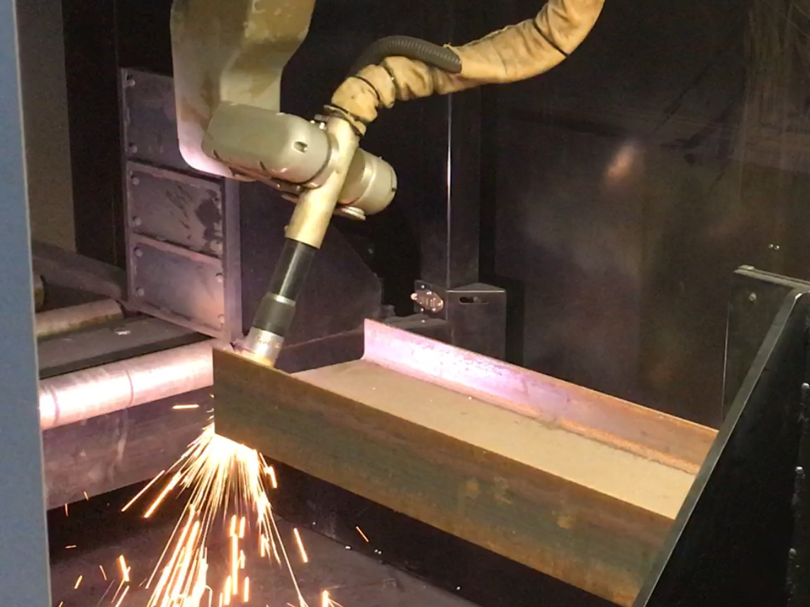 Metaltek XB1200 Structural Steel Processing Machine